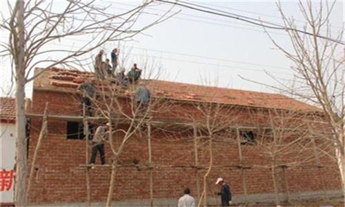 申请在农村建房子的步骤